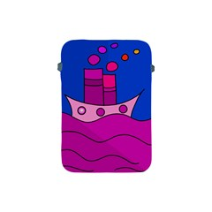 Boat Apple Ipad Mini Protective Soft Cases by Valentinaart