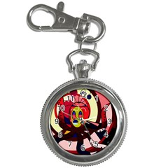Octopus Key Chain Watches by Valentinaart