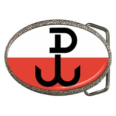 Flag Of The Polish Underground State, 1939 1945 Belt Buckles by abbeyz71