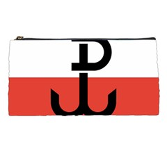 Flag Of The Polish Underground State, 1939 1945 Pencil Cases by abbeyz71