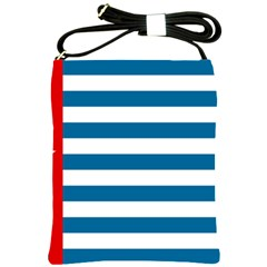 Flag Of Free Papua Movement  Shoulder Sling Bags by abbeyz71