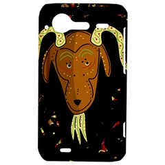 Billy goat 2 HTC Incredible S Hardshell Case  by Valentinaart