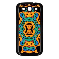 Gunja Highman Samsung Galaxy S3 Back Case (black) by MRTACPANS