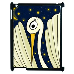 Crane 2 Apple Ipad 2 Case (black) by Valentinaart