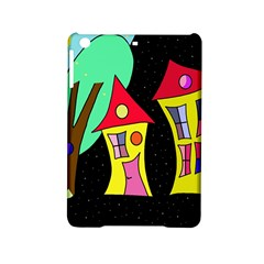 Two Houses 2 Ipad Mini 2 Hardshell Cases by Valentinaart