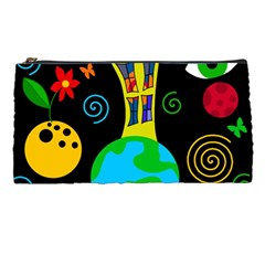 Playful Universe Pencil Cases by Valentinaart