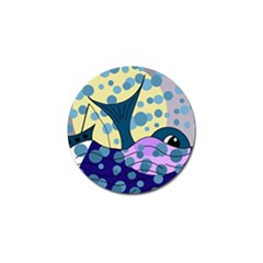 Whale Golf Ball Marker (10 Pack) by Valentinaart