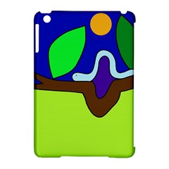 Caterpillar  Apple iPad Mini Hardshell Case (Compatible with Smart Cover) by Valentinaart