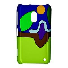 Caterpillar  Nokia Lumia 620 by Valentinaart
