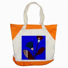 Soldier flowers  Accent Tote Bag