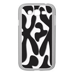 Black And White Dance Samsung Galaxy Grand Duos I9082 Case (white) by Valentinaart