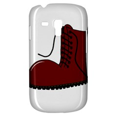 Boot Samsung Galaxy S3 Mini I8190 Hardshell Case by Valentinaart