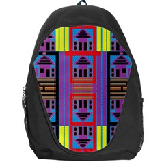 House O House Backpack Bag by MRTACPANS