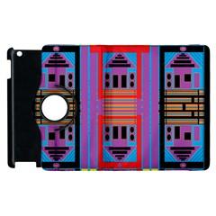 House O House Apple Ipad 2 Flip 360 Case by MRTACPANS