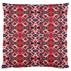 Rhomboid Pattern Large Cushion Case (One Side) by Cveti