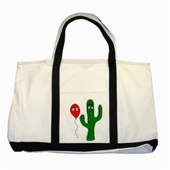 Impossible love  Two Tone Tote Bag