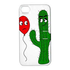 Impossible Love  Apple Iphone 4/4s Hardshell Case With Stand by Valentinaart
