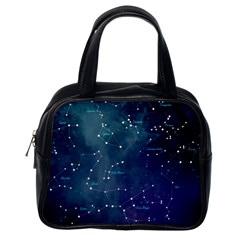 Constellations Classic Handbag (one Side) by DanaeStudio