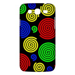 Colorful Hypnoses Samsung Galaxy Mega 5 8 I9152 Hardshell Case  by Valentinaart