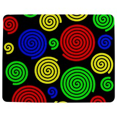 Colorful hypnoses Jigsaw Puzzle Photo Stand (Rectangular) by Valentinaart