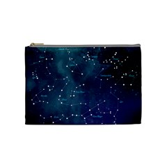 Constellations Cosmetic Bag (medium) by DanaeStudio