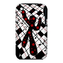 On the dance floor  Apple iPhone 3G/3GS Hardshell Case (PC+Silicone) by Valentinaart
