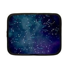 Constellations Netbook Sleeve (small) by DanaeStudio