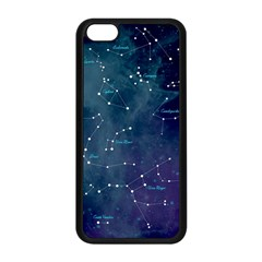 Constellations Apple Iphone 5c Seamless Case (black) by DanaeStudio