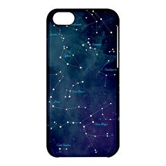 Constellations Apple Iphone 5c Hardshell Case by DanaeStudio