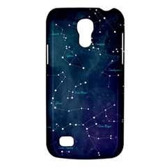 Constellations Samsung Galaxy S4 Mini (gt I9190) Hardshell Case  by DanaeStudio