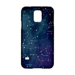 Constellations Samsung Galaxy S5 Hardshell Case  by DanaeStudio