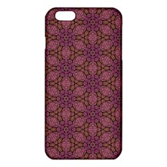 Fuchsia Abstract Shell Pattern Iphone 6 Plus/6s Plus Tpu Case by TanyaDraws