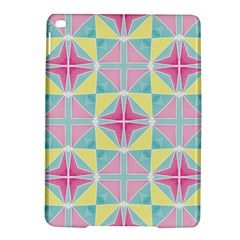 Pastel Block Tiles Pattern Ipad Air 2 Hardshell Cases by TanyaDraws