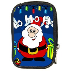 Santa Claus  Compact Camera Cases by Valentinaart