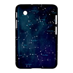 Constellations Samsung Galaxy Tab 2 (7 ) P3100 Hardshell Case  by DanaeStudio
