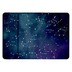 Constellations Samsung Galaxy Tab 8 9  P7300 Flip Case by DanaeStudio