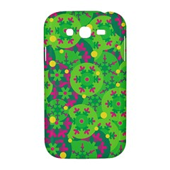 Christmas decor - green Samsung Galaxy Grand DUOS I9082 Hardshell Case by Valentinaart