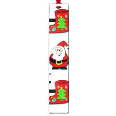 Christmas Song Large Book Marks by Valentinaart