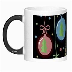 Christmas Balls   Pastel Morph Mugs by Valentinaart
