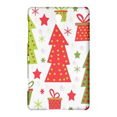 Christmas design - green and red Samsung Galaxy Tab S (8.4 ) Hardshell Case  by Valentinaart