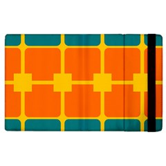 Squares And Rectangles                                                                                               			apple Ipad 2 Flip Case by LalyLauraFLM
