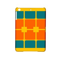Squares And Rectangles                                                                                               apple Ipad Mini 2 Hardshell Case by LalyLauraFLM