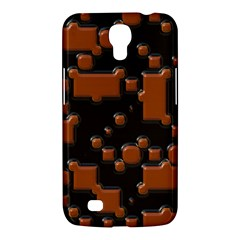 Brown Pieces                                                                                                 			samsung Galaxy Mega 6 3  I9200 Hardshell Case by LalyLauraFLM