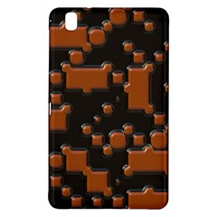 Brown Pieces                                                                                                 samsung Galaxy Tab Pro 8 4 Hardshell Case by LalyLauraFLM