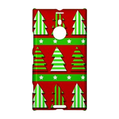 Christmas Trees Pattern Nokia Lumia 1520 by Valentinaart