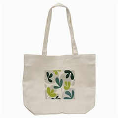Elegant Floral Design Tote Bag (cream) by Valentinaart