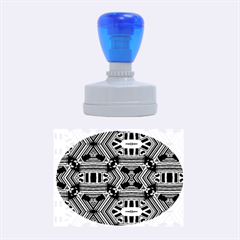 Cyber Celect Rubber Oval Stamps by MRTACPANS