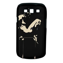 22 Sexy Conte Sketch Girl In Dark Room Naked Boobs Ass Butt Samsung Galaxy S Iii Classic Hardshell Case (pc+silicone) by PeterReiss
