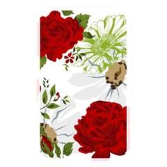 Red Roses Memory Card Reader