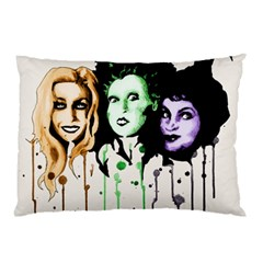 The Sanderson Sisters  Pillow Case (two Sides)